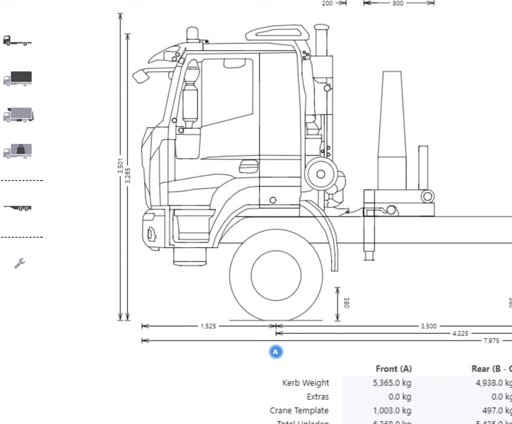 Crane template added