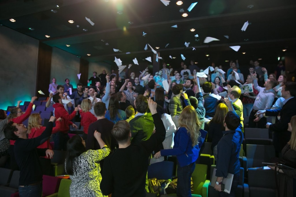Google Adopt A Startup 2016 Launch Party