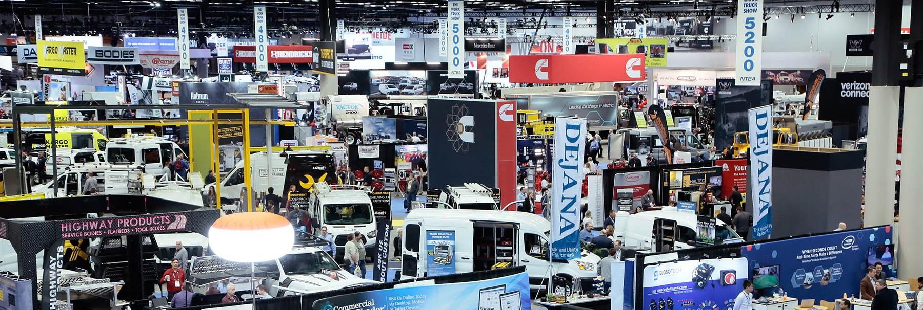 Work Truck Show 2020.Truckscience At Work Truck Show 2019 Truckscience